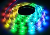 The $90 Philip Hue LightStrip Plus is awesome, but get this $30 alternative instead