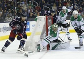 Stars Finish Road Trip with 4-1 Loss to the Blue Jackets
