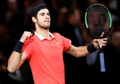 From ball boy to sports sensation: Russian star Karen Khachanov's rise to the tennis elite