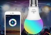 These multicolor smart LED bulbs are just like Philips Hue's bulbs, but they're $18 instead of $50