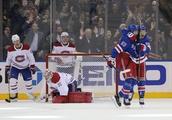 Rangers Vs. Canadiens: Streak Extenders