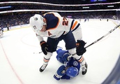 Milan Lucic To Have Phone Hearing With Department Of Player Safety