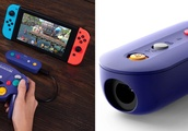 This is the Nintendo Switch Gamecube controller of your dreams