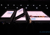 Galaxy F foldable phone: a clearer look