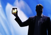 Samsung just unveiled its Infinity Flex foldable smartphone, but you'll have to look closely