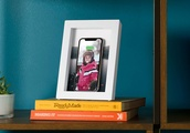Twelve South PowerPic wireless phone charger looks like a picture frame