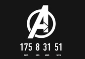 Marvel's official Avengers 4 countdown clock is going forever