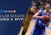 Round 7 co-MVPs: Sammy Mejia, Tofas and Landing Sane, Mornar