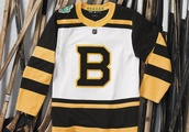 Bruins Unveil Special Throwback Uniforms for 2019 Winter Classic