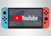 YouTube arrives on the Nintendo Switch