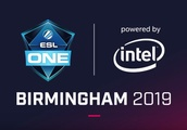 ESL One Birmingham 2019 Dates Announced