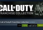 The $1,000 Call of Duty bundle is the most expensive thing you can buy on Steam