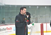 Blackhawks decide not to introduce new head coach Jeremy Colliton during pregame