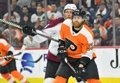 Flyers escape 2-goal hole, top Coyotes in OT