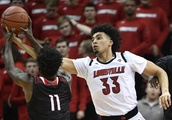 Louisville fends off Nicholls State in Mack's debut