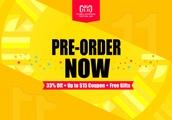 CHUWI Announces 11.11 Discounts, Two Tablets & a Laptop