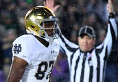 Best Seat In The House: Notre Dame vs Northwestern Officials Review