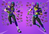 Fortnite Adds NFL Skins With Item Shop Update Today