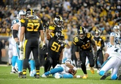 10 Things I Think I Thought while the Steelers tamed and shamed the Panthers