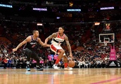 Heat go cold in fourth quarter, lose to Wizards 116-110