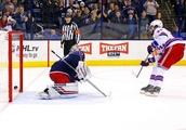 Vesey's shootout goal lifts Rangers
