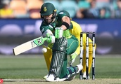 One-Day International (ODI) cricket match - Australia vs. South Africa