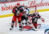 Griffins Fall 6-2, Split Series With Manitoba