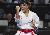 The Karate World Championship in Madrid