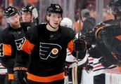Flyers 4, Blackhawks 0: Gone streaking