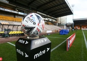 Port Vale v Sunderland, Emirates FA Cup Round One, Football, Vale Park, Stoke-on-Trent, UK - 11 Nov