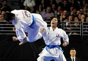 Karate World Championships in Madrid