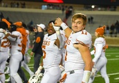 Texas inches towards top 10 in latest AP Top 25