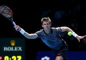 Nitto ATP Tennis Finals, Day One, 02 Arena, London, UK - 11 Nov 2018