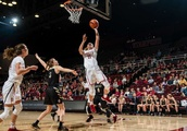 Women's basketball: No. 7 Stanford, No. 24 Cal cruise to victories