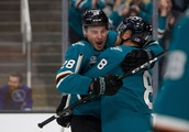 Flames 1, Sharks 3: Sharks douse Flames to open homestand
