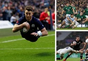 Autumn Internationals team of the weekend: How many England players make it into our combined XV?