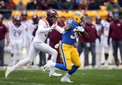 Hold on. We need to talk more about Pitt's hilarious mauling of Virginia Tech