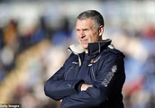 John Askey sacked by Shrewsbury Town after winning just four of 17 matches in League One this season