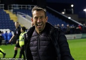 Leyton Orient boss Justin Edinburgh emerges as candidate to take over at League One side AFC Wimbled