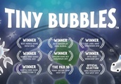 Tiny Bubbles will launch on Android November 21