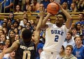 Duke leapfrogs Kansas for No. 1