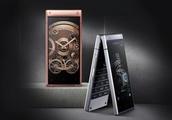 Samsung unveils W2019 China-only flip phone