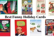 25 Funny Holiday Cards: The Ultimate List (2018)