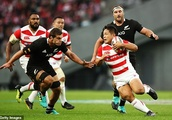 Japan squad on £13 a day to face England at Twickenham, while Eddie Jones' men receive £25,000 per