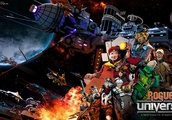 Join guilds, build ships, dominate space with mobile MMO Rogue Universe