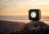 Light up your life with the Lume Cube AIR - a light source that works underwater