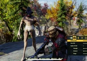 Fallout 76 Power Armor glitch turns players into naked monsters