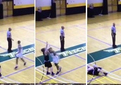 Division III Player Suspended After Striking Opponent in His Face After Shot Attempt