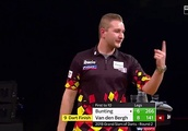 Dmitri Van den Bergh Reminds US the Nine-Darter Is One of the Best Feats in Sports