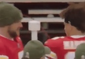 VIDEO: Chiefs' Dustin Colquitt Thanks Patrick Mahomes for Letting Him Punt at Least Once